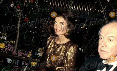 Jacqueline Kennedy Onassis Photo - Jacqueline Kennedy Onassis at Met Opera Dinner Photo BystaffordGlobe Photos Inc 1980 Jacquelinekennedyonassisretro