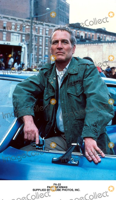 Paul Newman Photo - Fa-22 Paul Newman Supplied by Globe Photos Inc