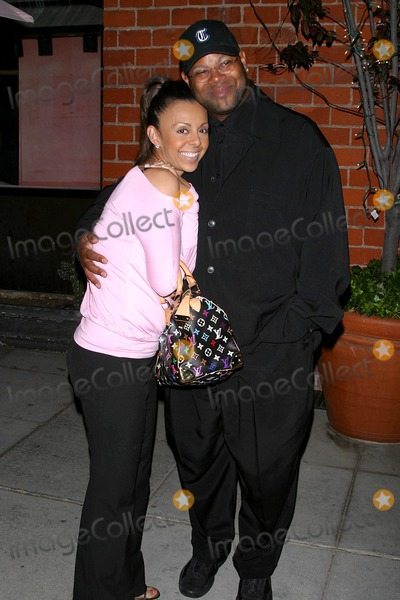 Jimmy Jam Photo - Celebrity Out and About Mr Chow Restaurant Beverly Hills CA 033104 Photo by Milan RybaGlobe Photos Inc2004 Jimmy Jam and Wife and Wife