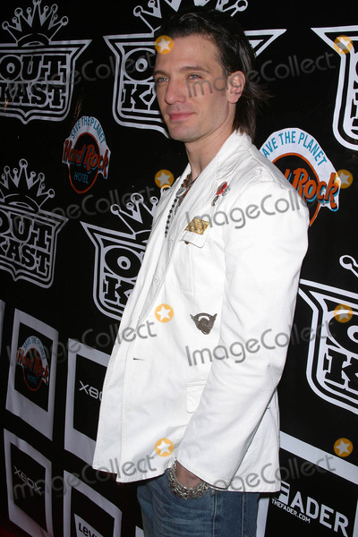 JC Chasez Photo - Polaroidoutkast Grammy Party at a Private Residence in the Hollywood Hills in Hollywood California 020804 Photo Bymilan RybaGlobe Photos Inc 2004 Jc Chasez