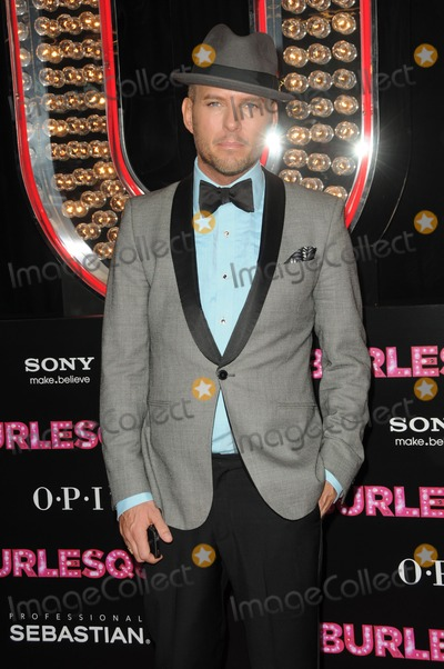 Matt  Goss Photo - Matt Goss attending the Los Angeles Premiere of Burlesque Held at the Graumans Chinese Theatre in Hollywood California on November 15 2010 Photo by D Long- Globe Photos Inc 2010