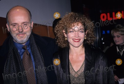 Amy Irving Photo - Amy Irving with Husband Kundun Premiere at Loews Astor Plaza Theatre in New York 1997 K10809smo Photo by Sonia Moskowitz-Globe Photos Inc