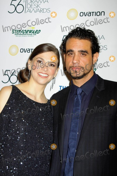Bobby Cannavale Photo - The 56th Annual Drama Desk awardshammerstein Ballroom nycmay 23 2011photos by Sonia Moskowitz Globe Photos 2011sutton Foster Bobby Cannavale