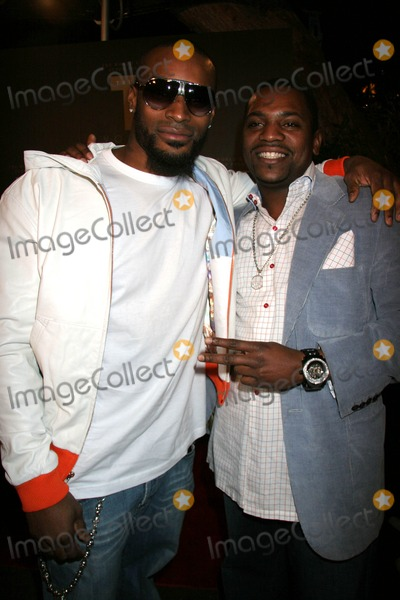Mekhi Phifer Photo - Trump Vodka Launch Party Les Deux Hollywood CA 01-17-2007 Tyson Beckford and Mekhi Phifer Photo Clinton H Wallace-photomundo-Globe Photos Inc