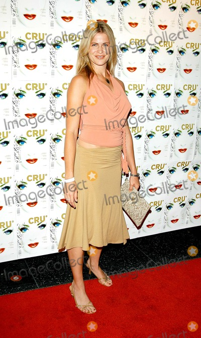 Anne Stedman Photo - - Cris Judd and Traci Bingham Host - Models Night Out - Party and Fashion Show in Honor of Designer Goa - Arrivals - Cinespace Hollywood CA - 08202003 - Photo by Jonathan Friolo  Globe Photos Inc 2003 - Ann Stedman