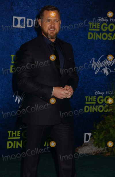 AJ Buckley Photo - Aj Buckley attends the Premiere of the Good Dinosaurat the Chinese Theater in Hollywoodca on November172015 Photo by Phil Roach-ipol-Globe Photos