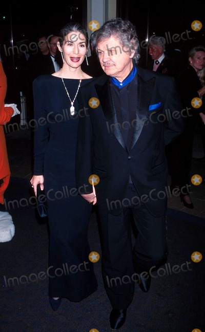 Kim Weeks Photo - 1996 Peta Humanitarian Awards in LA CA Charles Bronson_kim Weeks Photo by Milan RybaGlobe Photosinc Charlesbronsonretro