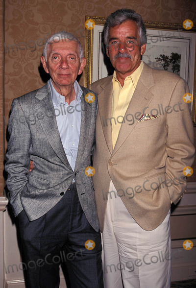 Aaron Spelling Photo - Tca Press Tour For Fox 07-22-1998 Los Angeles Aaron Spelling Dennis Farina Photo by Lisa Rose-Globe Photos