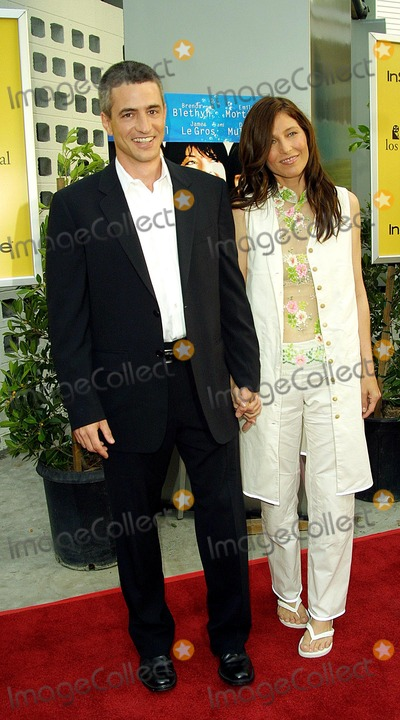 Catherine Keener and husband