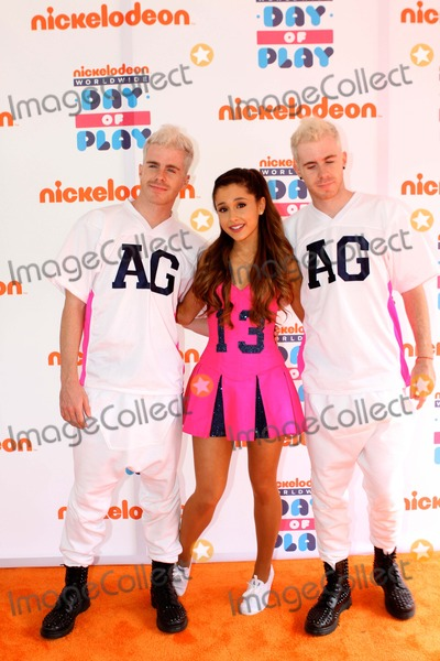 Ariana Grande Photo - Nickelodeon Worldwide Day of Play in Prospect Park Brooklyn Big Time Rush and Ariana Grande Performed Bruce Cotler 2013 Ariana Grande