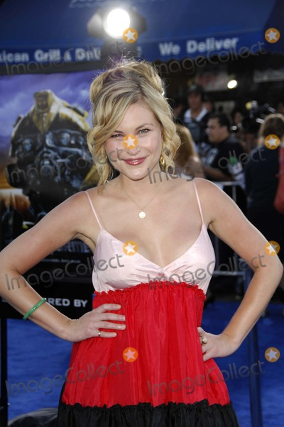 Amanda Loncar Photo - Los Angeles Premiere of Transformers at Manns Village Theater  Westwood  California 06-27-2007 Photo by Michael Germana-Globe Photos 2007 Amanda Loncar