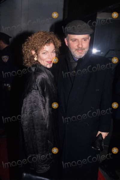 Amy Irving Photo - Amy Irving with Husband Kundun Premiere at Loews Astor Plaza 1997 K10814jbb Photo by John Barrett-Globe Photos Inc