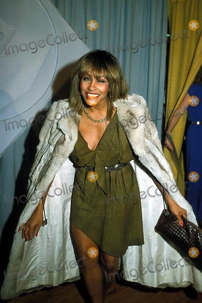 Tina Turner Photo - Photo Ralph Dominnguez Globe Photos Inc 1982 Tina Turner