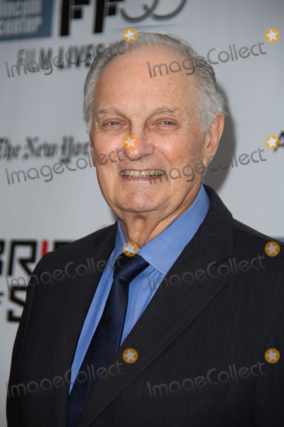 Alan Alda Photo - Alan Alda attends the World Premiere of Bridge of Spies at the 53rd New York Film Festival Alice Tully Hall Lincoln Center NYC October 4 2015 Photos by Sonia Moskowitz Globe Photos Inc