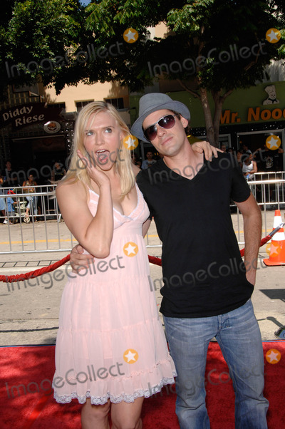 Andrew Bennett Photo - Dominique Swain and Andrew Bennett During the Premiere of the New Movie From Newline Cinema Journey to the Center of the Earth Held at the Mann Village Theatre on June 29 2008 in Los Angeles Photo Michael Germana - Globe Photos