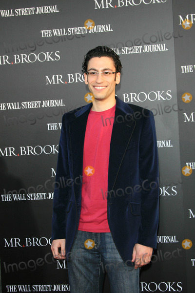 Adam Tsekhman Photo - Adam Tsekhman - Mr Brooks - Premiere - Mann Chinese Theater Hollywood California - 05-22-2007 - Photo by Nina PrommerGlobe Photos Inc 2007