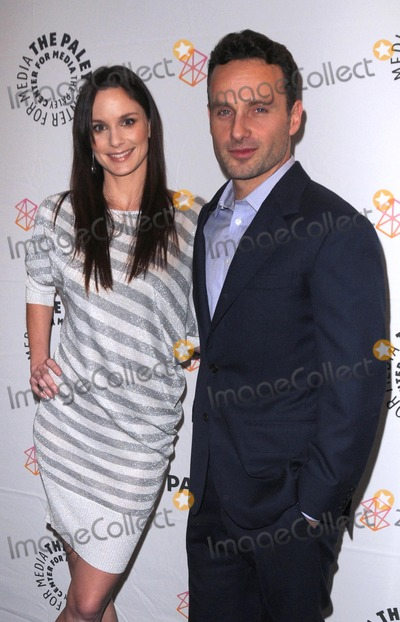 The Gallery For Gt Andrew Lincoln And Sarah Wayne Callies