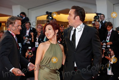 Alice Kim Cage Photo - Nicolas Cage Alice Kim Cage Joe Premiere 70th Venice Film Festival Venice Italy August 30 2013 Roger Harvey