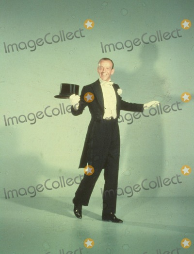Fred Astaire Photo - Fred Astaire Oa7867 Supplied by Globe Photos Inc