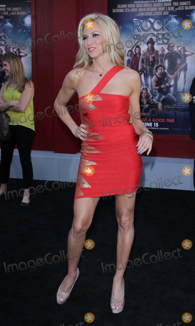 Debbie Gibson Photo - Debbie Gibson Arrives at the Rock of Ages Los Angeles Premiere Held at the Grauman Chinese Theatreca June 7- 2012photo TleopoldGlobephotos