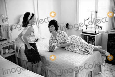 Shirley Temple Black Photo - Shirley Temple Black and Daughter Lori 1966 21551 Don OrnitzGlobe Photos Inc