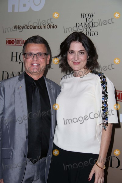 Alexandra Shiva Photo - Dr Emilio Amigo and Alexandra Shiva Attend the New York Red Carpet Premiere of How to Dance in Ohio the Time Warner Center NYC October 19 2015 Photos by Sonia Moskowitz Globe Photos Inc