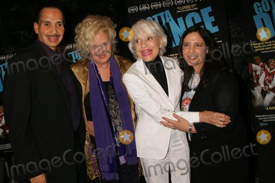 Jarvee Hutcherson Photo - Gotta Dance Los Angeles Premiere Linwood Dunn Theatre Hollywood California 08-13-2009 Jarvee Hutcherson Sally Kirkland Carol Channing and Dori Berinstein - Director Photo Clinton H Wallace-photomundo-Globe Photos Inc
