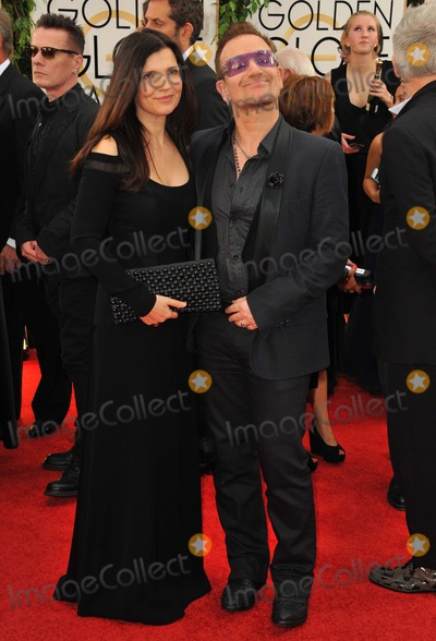 Ali Hewson Photo - Ali Hewson Bono attending the 71st Golden Globe Awards - Arrivals Held at the Beverly Hilton Hotel in Beverly Hills California on January 12 2014 Credit Melissa Miller- Globe Photos Inc