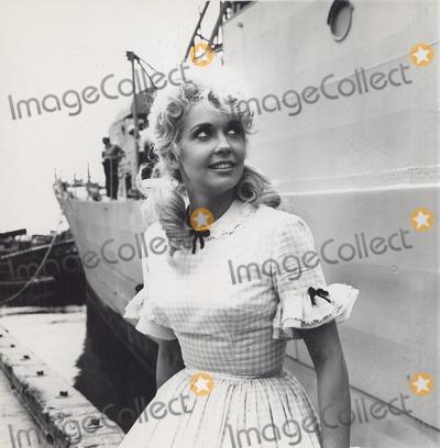 Donna Douglas Photo - Donna Douglas Supplied by Globe Photos Inc