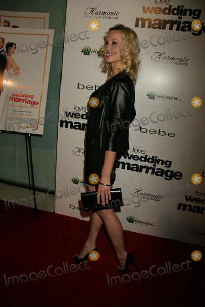 Gabrielle Shuff Photo - Love Wedding Marriage Los Angeles premierepacific Design Center  West Hollywood ca05172011 Gabrielle Shuff photo Clinton H wallace-ipol-globe Photos Inc 2011