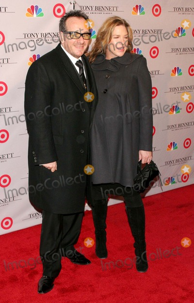 Diana Krall Photo - Target Presents Tony Bennett an American Classic World Premiere Ziegfeld Theatre-nyc- 111506 Elvis Costello Diana Krall Photo by John B Zissel-ipol-Globe Photos Inc 2006