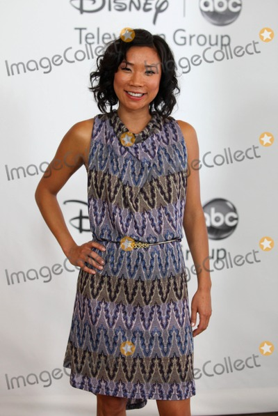 ANNE SON Photo - Anne Son Actress Disney Abc Television Summer Press Tour in Los Angeles California 08-01-2010 Photo by Graham Whitby Boot-allstar-Globe Photos Inc
