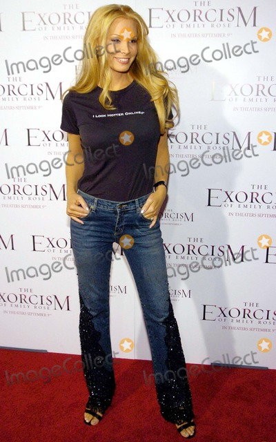 Emily Rose Photo - World Premiere of the Exorcism of Emily Rose Cinerama Dome Hollywood CA 09-07-05 Photo David Longendyke-Globe Photos Inc 2005 Cindy Margolis