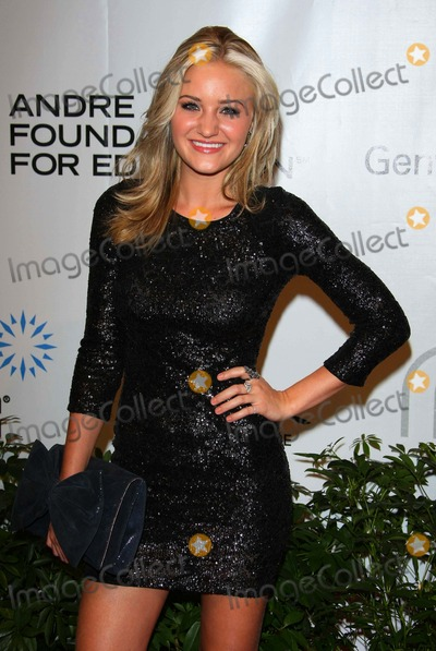 Andre Agassi Photo - Aj Michalka Actress Andre Agassi Foundation For Educations 15th Grand Slam For Children Benefit Concert - Red Carpet the Wynn Las Vegas 10-09-2010 Photo by Graham Whitby Boot-alstar-Globe Phtos Inc 2010
