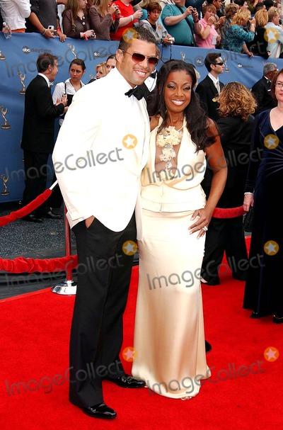 Al Reynolds Photo - the 33rd Annual Daytime Emmy Awards - Kodak Theater Hollywood California 04-28-2006 Photo Ed Geller - Globe Photos Inc 2006 Star Jones and AL Reynolds