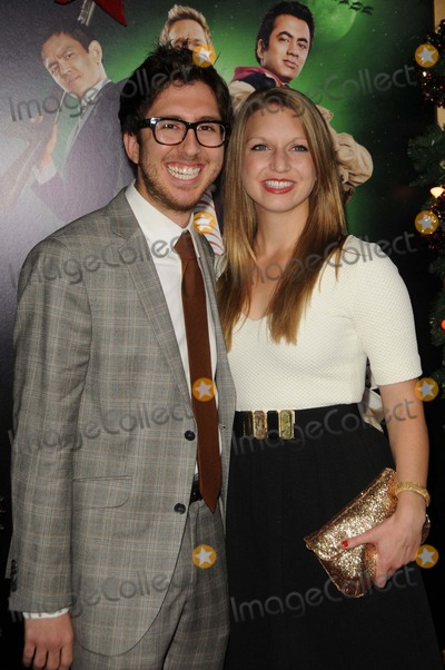 Amir Blumenfeld Photo - Amir Blumenfeld attending the Los Angeles Premiere of  a Very Harold  Kumar 3d Christmas Held at the Graumans Chinese Theatre in Hollywood California on 11211 Photo by D Long- Globe Photos Inc