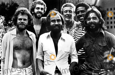 Average White Band Photo - Average White Band Roger Ball_alan Gorrie_onnie Mcintyre_steve Ferrone_molly Duncan_hamish Stuart Globe Photosinc