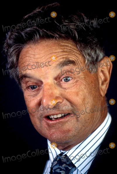 George Soros Photo - Task Force on Usefulness of the Un George Soros Photo Byjames M KellyGlobe Photos Inc