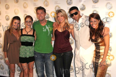 Aubrey Graham Photo - Celebrity Guests Join the Ns 5th Anniversary Celebration at Marquee New York City 06-18-2007 Gabrielle Christian Mandy Musgrave Lance Bass Miriam Mcdonald Aubrey Graham and Valery Ortiz Photo by John B Zissel- Globe Photos Inc