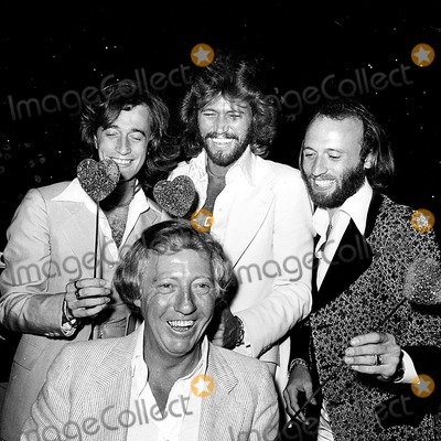 The Bee GEES Photo - The Bee Gees and R Stigwood 1978 N CutlerGlobe Photos Inc Beegeesretro