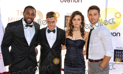 Kathryn McCormick Photo - Twitch Misha Gabriel Kathryn Mccormick Ryan Guzman attending the 2nd Annual Dizzy Feet Foundations Celebration of Dance Gala Held at the Dorothy Chandler Pavilion in Los Angeles California on July 28 2012 Photo by D Long- Globe Photos Inc