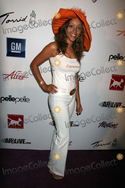 Chrystee Pharris Photo - Celebrity Catwalk For Charity Fashion Show to Benefit National Animal Rescue the Highlands Nightclub Hollywood CA 08-16-07 Chrystee Pharris Photo Clinton H Wallace-photomundo-Globe Photos Inc