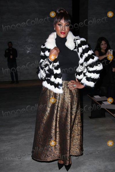 Angel Sanchez Photo - Angel Sanchez Fw2015 Fashion Show-celebrities Mercedes Benz Fashion Week Lincoln Center NYC February 16 2015 Photos by Sonia Moskowitz Globe Photos Inc 2015 Viveca Fox