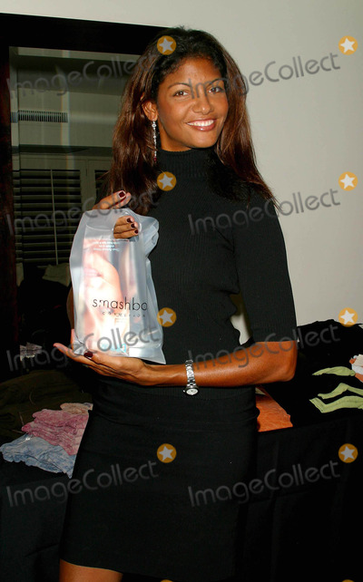 Marjean Holden Photo - Fitigues Fall Fashion Trunk Show - Benefiting the Frank Sinatra Foundation at the W Hotel Westwood Los Angeles CA 10222003 Photo by Milan Ryba  Globe Photos Inc 2003 Marjean Holden