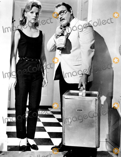 Lee Remick Photo - No Way to Treat a Lady Rod Steiger_lee Remick SmpGlobe Photosinc