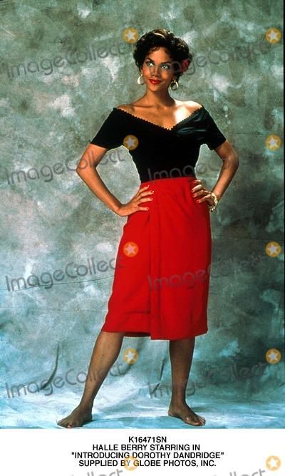 Dorothy Dandridge Photo - Halle Berry Starring in Introducing Dorothy Dandridge Supplied by Globe Photos Inc
