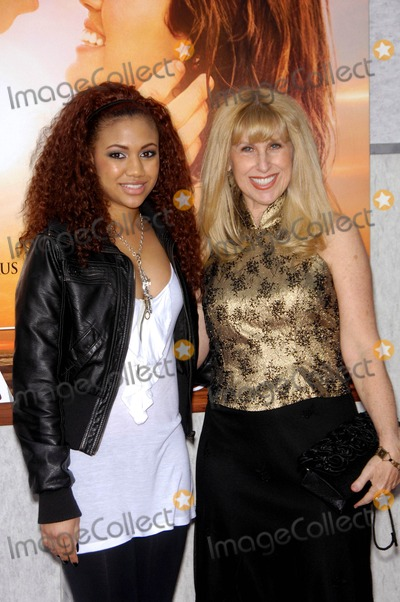 Paige Hurd Photo - Paige Hurd and Margie Balter During the Premiere of the New Movie From Touchstone Pictures the Last Song Held at Arclight Hollywood Cinema on March 25 2010 in Los Angeles Photo Michael Germana - Globe Photos Inc 2010