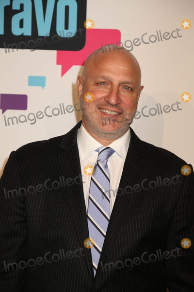 Tom Colicchio Photo - Bravo Medias 2013 Upfront Presentation Blue Carpet Arrivals Pillars 37 Studios NYC April 3 2013 Photos by Sonia Moskowitz Globe Photos Inc 2013 Tom Colicchio
