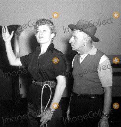 Jimmy Durante Photo - Shelley Wintersjimmy Durante Photo Nate CutlerGlobe Photos Inc