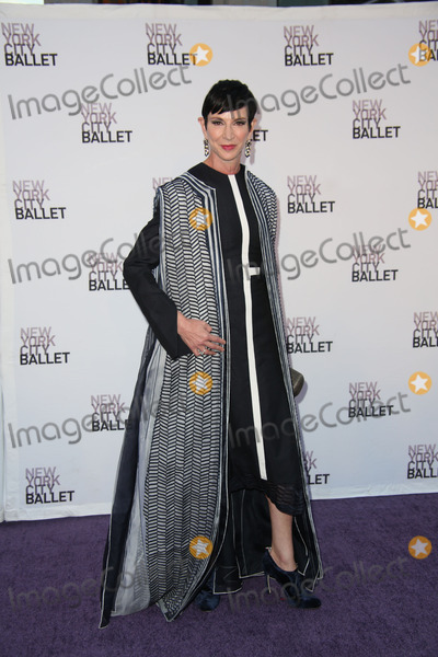 Amy Fine Collins Photo - The New York City Ballets Third Annual Fall Fashion Gala Lincoln Center Plaza NYC September 23 2014 Photos by Sonia Moskowitz Globe Photos Inc 2014 Amy Fine Collins
